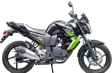 Yamaha Sbike