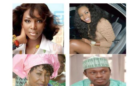 The Movers Of Nollywood, Gollywood And Kannywood
