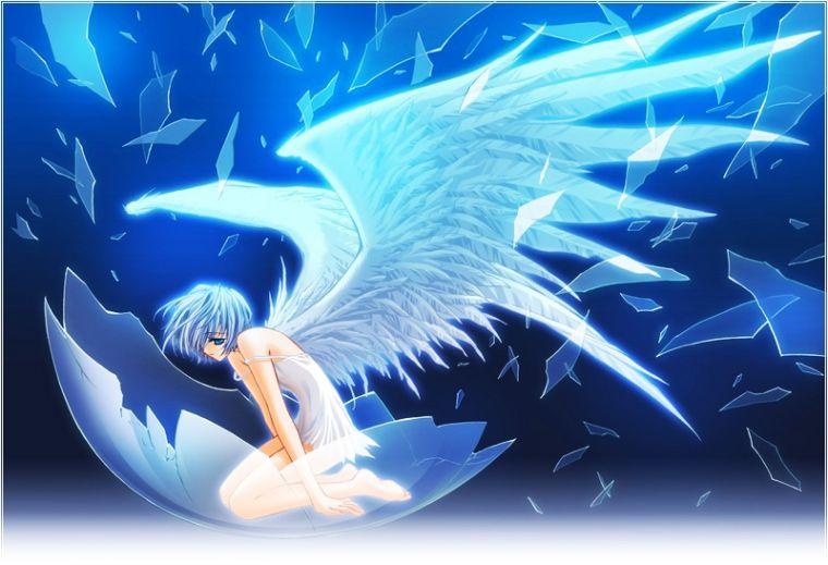 *** ANGELES *** - Página 2 Angelazul