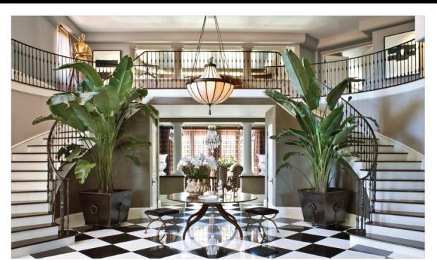 Kris Jenner's House Inside
