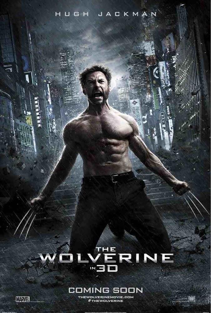 ตัวอย่างหนังใหม่ : The Wolverine (เดอะ วูล์ฟเวอรีน) ซับไทย Poster
