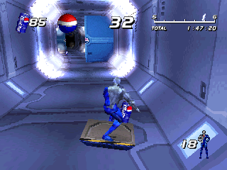 Download Pepsi-Man PSX ISO High Compressed