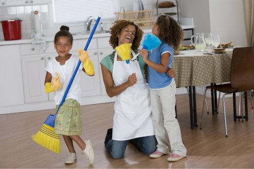 Make Tidying Your Room Fun