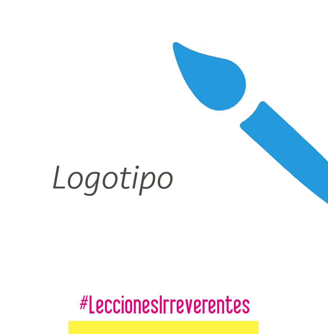 Lecciones Irreverentes - Logotipo