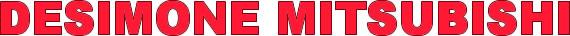Desimone Mitsubishi - Homestead Business Directory