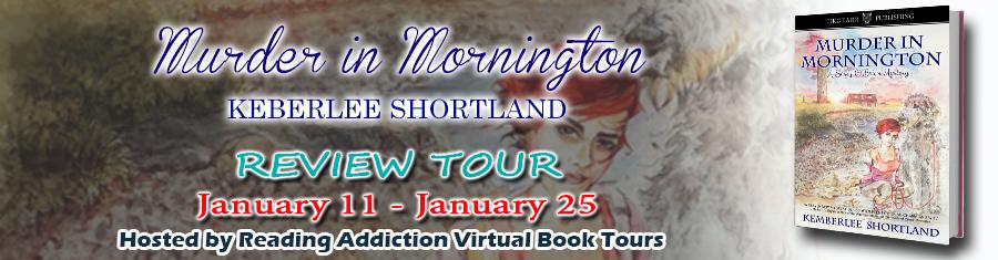 JOIN ME THIS WEEK 18-22 JAN! *Murder in Mornington on tour*