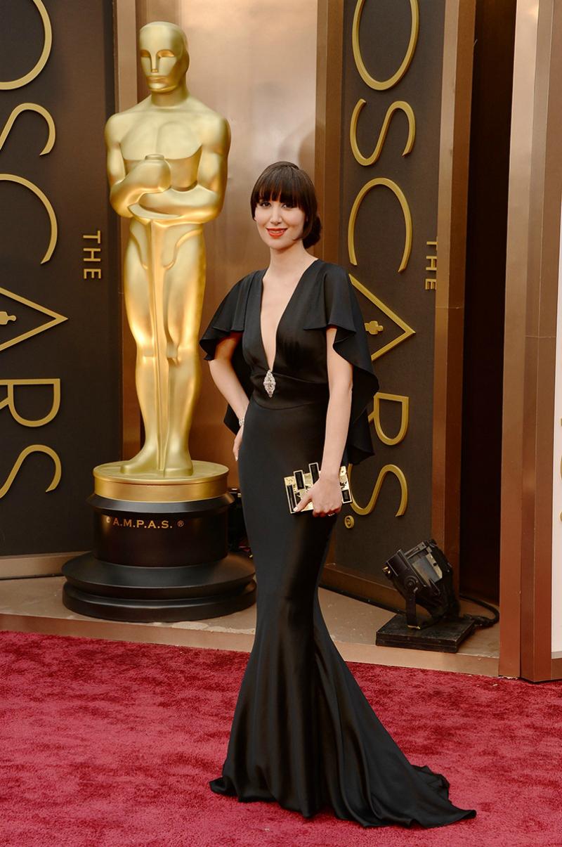 karen O. Oscar 2014
