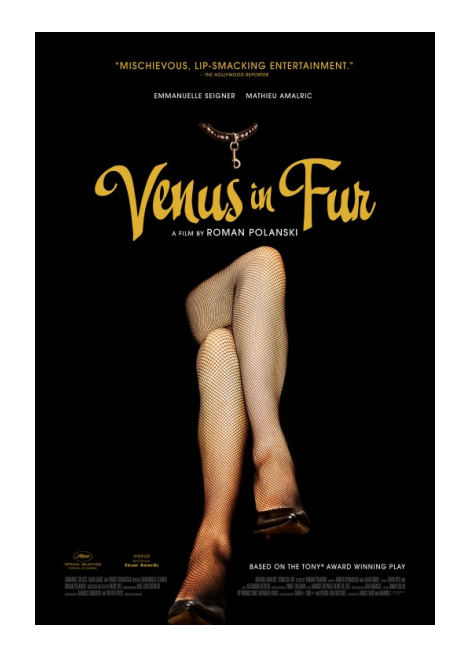 Venus in Fur by Roman Polanski