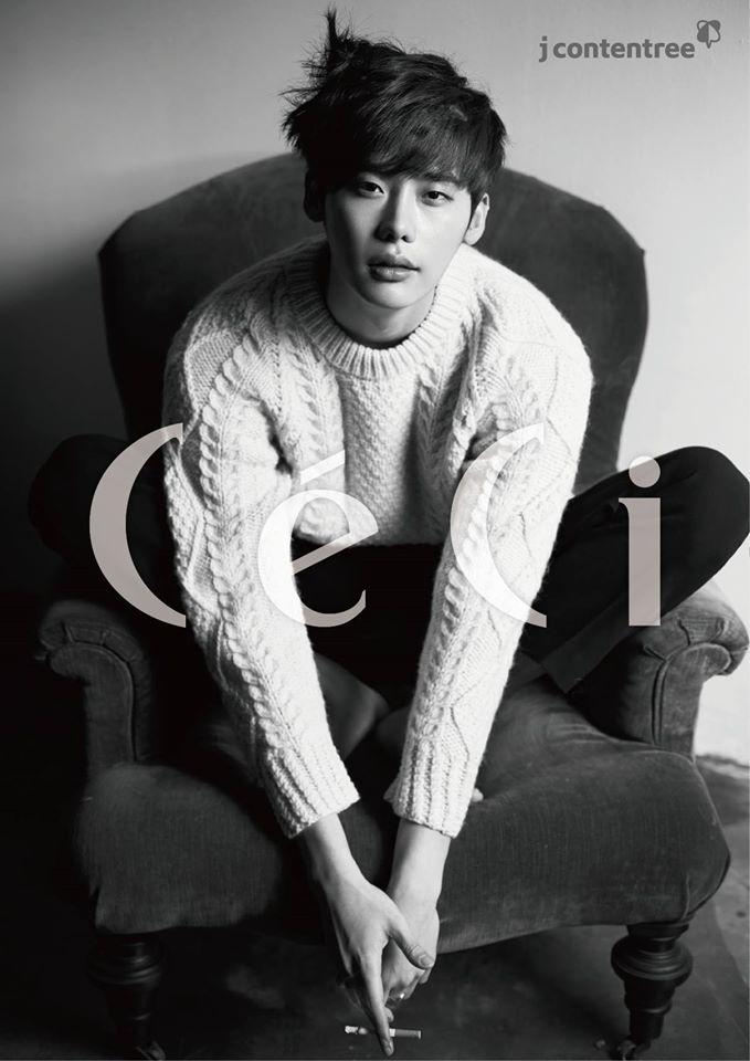 twenty2 blog: Lee Jong Suk in CeCi October 2014 | Fashion ...