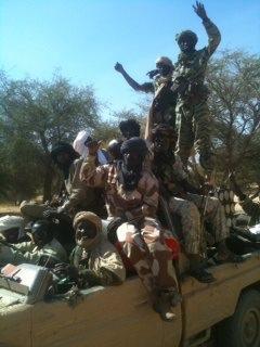 بيان حركتي تحرير السودان والعدول والمساواة حول مفاوضات اديس ابابا