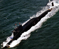 Type 094-Jin Class Submarine