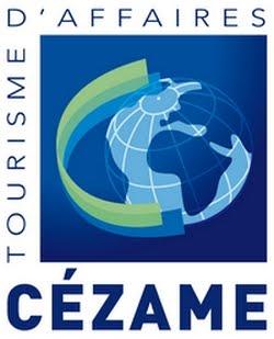 Cézame - Tourisme d'affaires