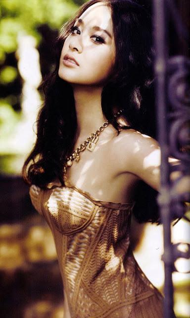 8 actrices mas lindas de asia