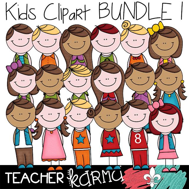Teacher Karma 2 Free Kids Student Clipart