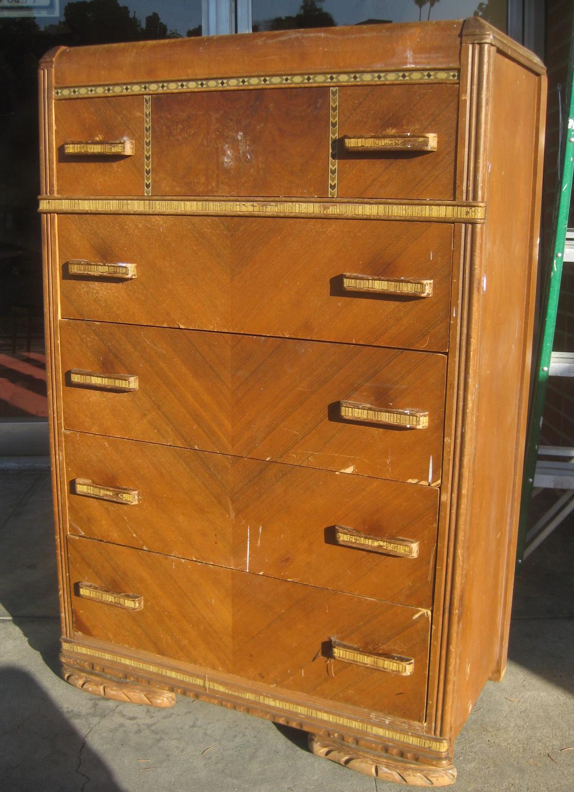 Uhuru Furniture Collectibles Sold Highboy Fixer Upper 50