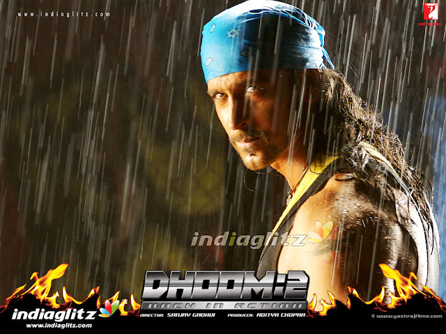 Hrithik Roshan in 'Dhoom 2' Movie  2