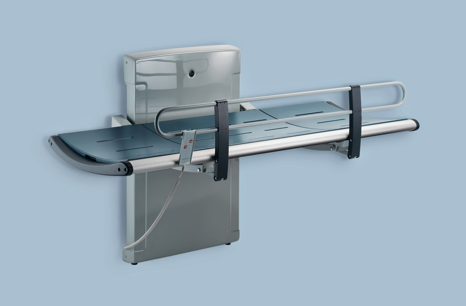 Pressalit R853021 - 3000 Series - Nursing Bench