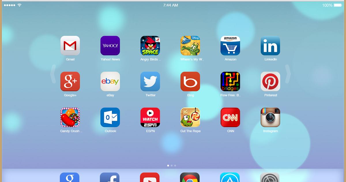 把 Google Chrome 新分頁變成 iOS 7 桌面!新增 Firefox 版