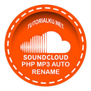 Header PHP Auto Rename Mp3 Soundcloud