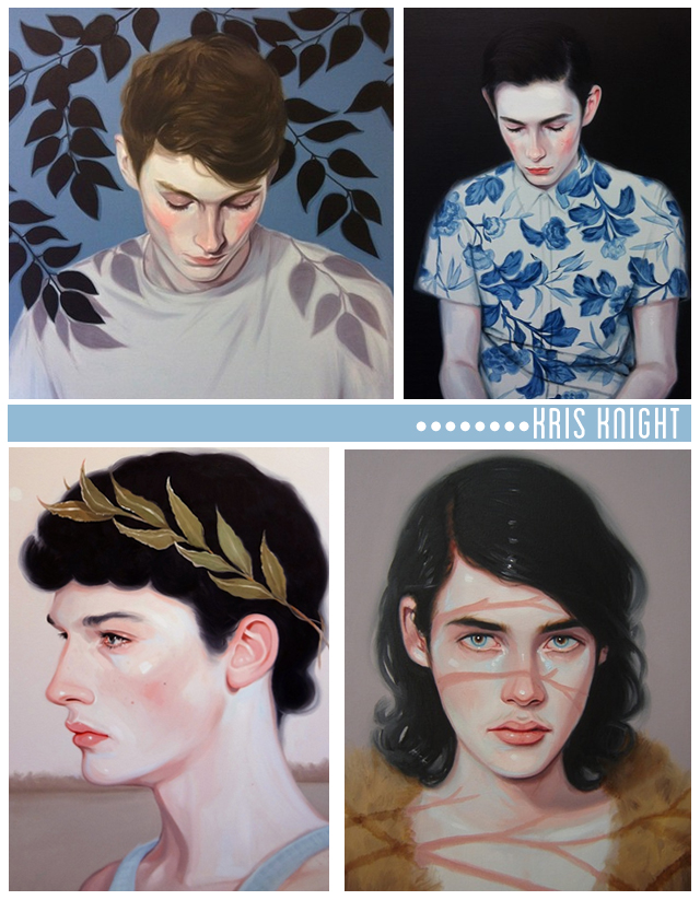 cardboardcities crush   kris knight