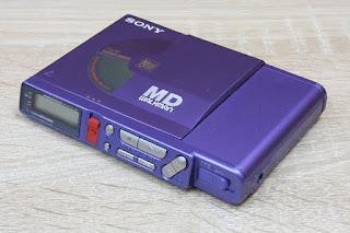 Sony MZ-R37