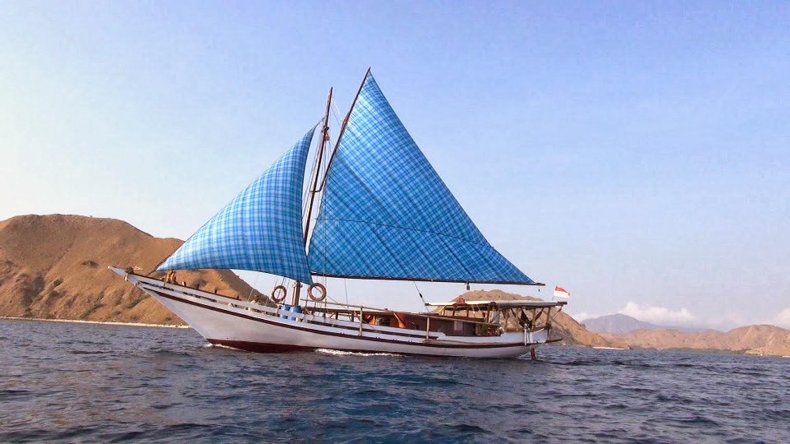 Croisière Plongée en Apnée à bord de Zirbad (voilier traditionnel) en Indonésie - www.piratesbaycroisiere.fr