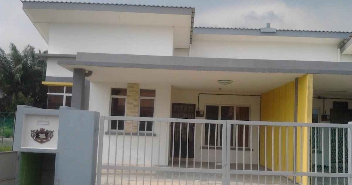 Rumah Untuk Dijual Selangor Semi D Telok Panglima Garang