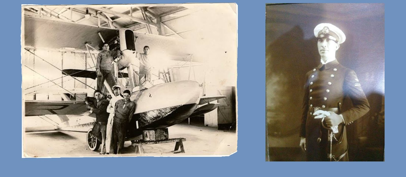 Año del Centenario de la Aviación Naval Argentina