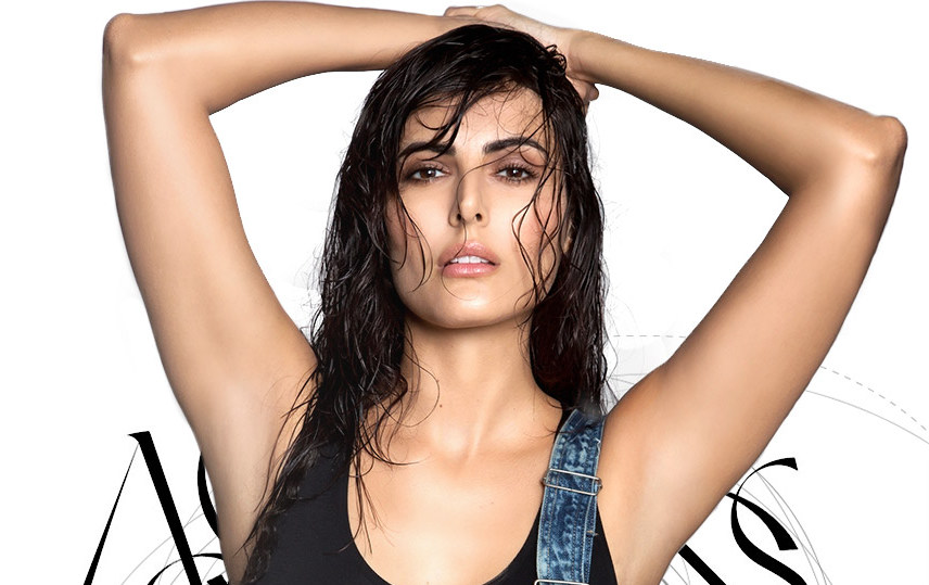 Mandana Karimi Black Hot HD Images
