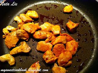 Рецепт №2: Куриный супчик