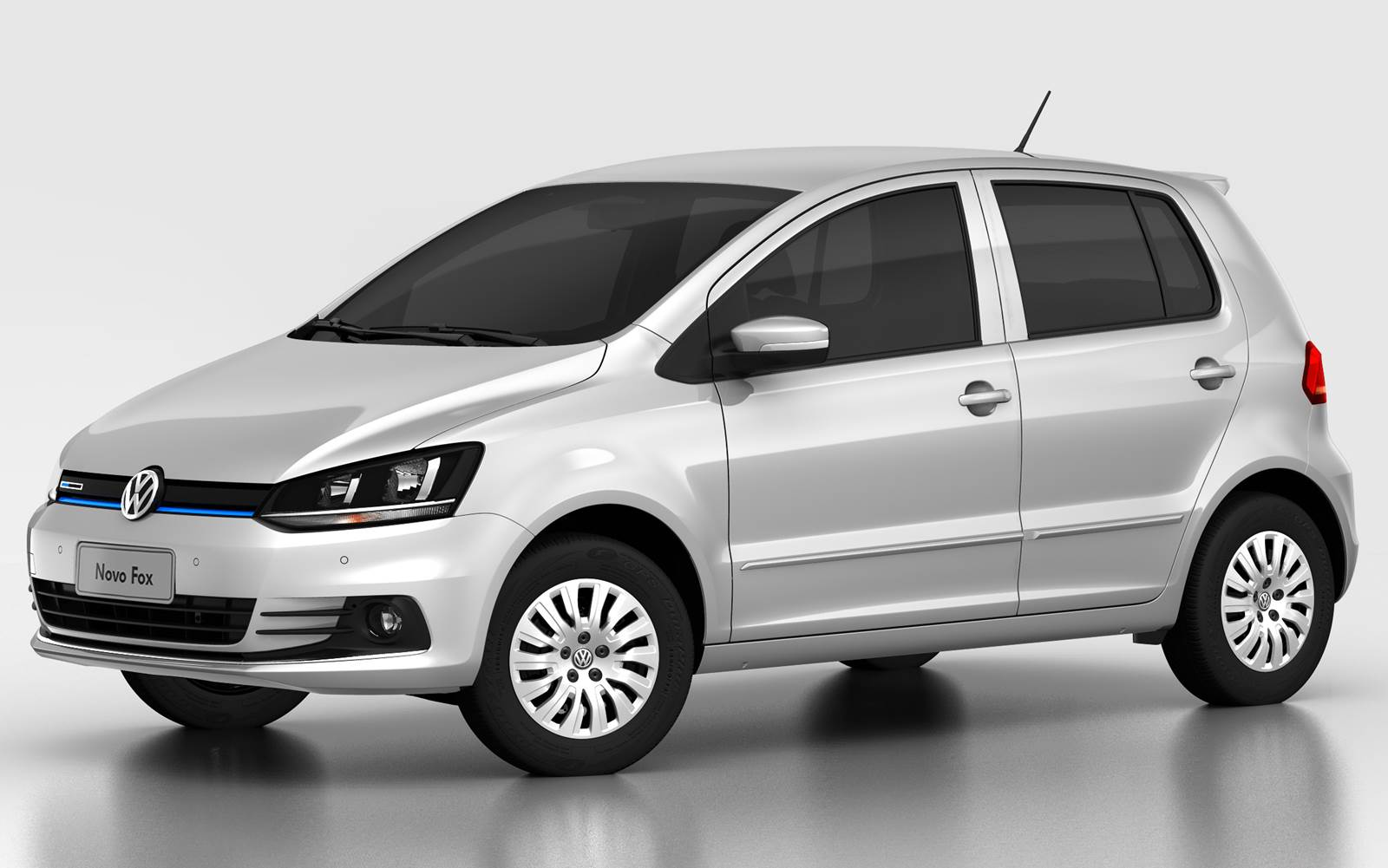VW Fox Bluemotion 2015