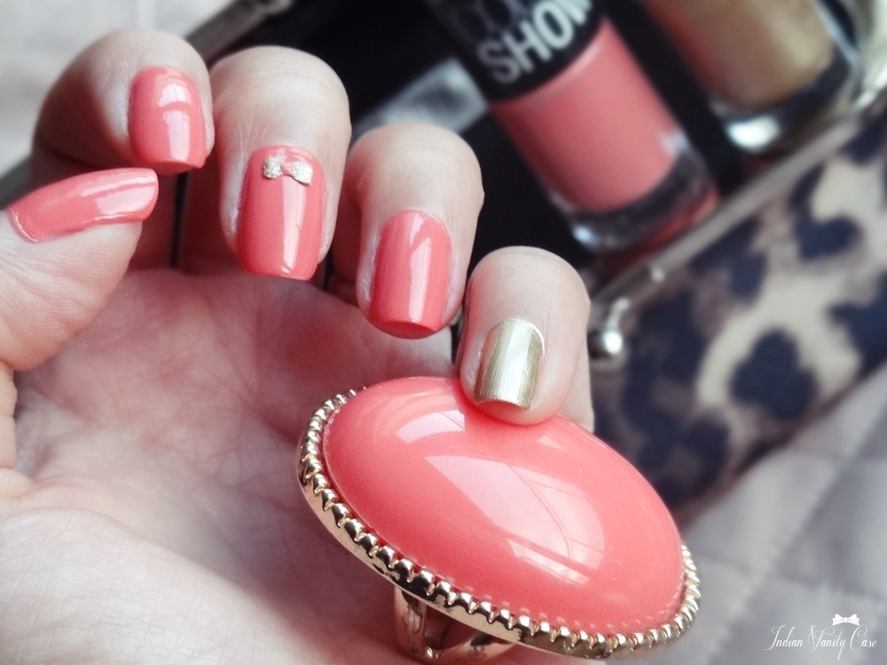 Indian Vanity Case: Photo Diary With Maybelline Color Show Nail ...
