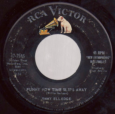 Jimmy Elledge - Funny How Time Slips Away