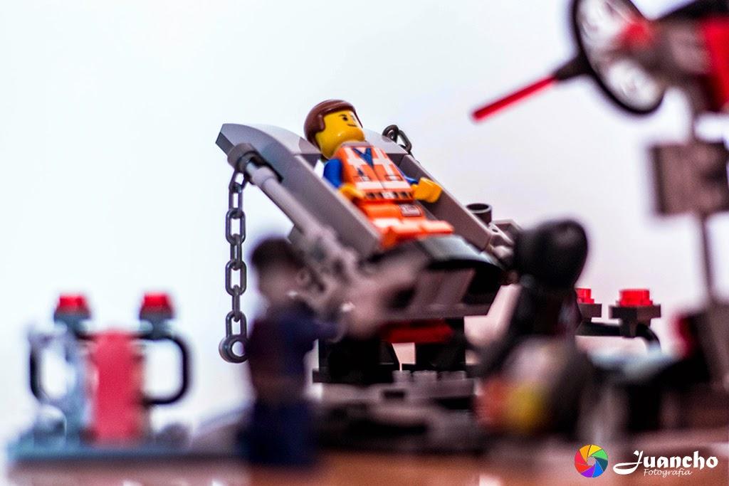Emmet La Lego Pelicula