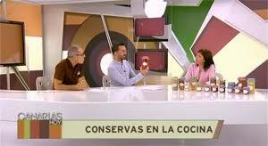 Programa Canarias Hoy de TVCanaria (3-11-2014)