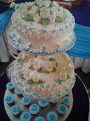 Cake n Cupcakes Tier