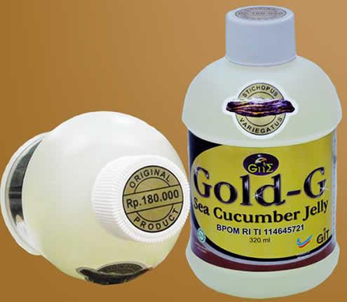 Jelly Gamat Untuk mengobati hepatitis B