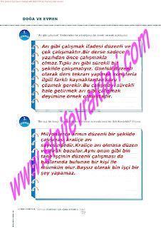 6.Sinif  Turkce Doku Yayinlari Ogrenci Calisma Kitabi Sayfa 72