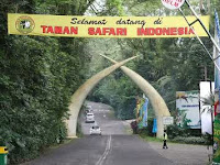 Taman Safari Cisarua Bogor Indonesia