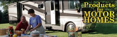 motorhome, camping
