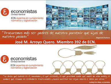 Miembro del Registro de Expertos en Cumplimiento Normativo y Digitalización ECN del CGE..