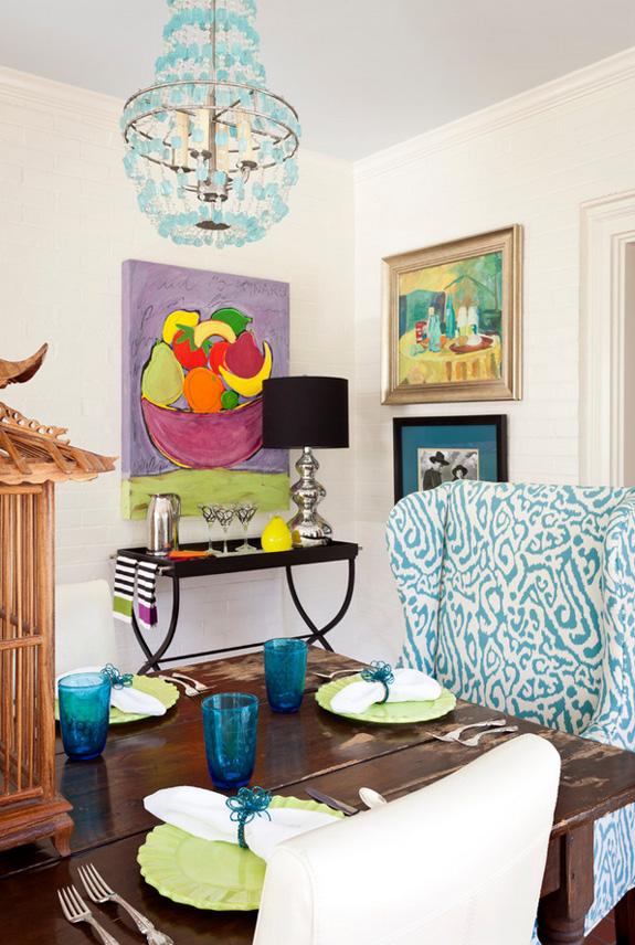 Belle maison eclectic interiors getting it right - Belle maison interieur design ...