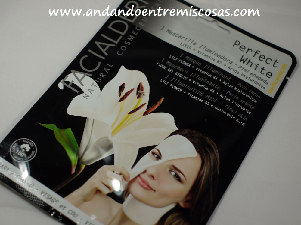 Mascarilla Perfect White De Facialderm