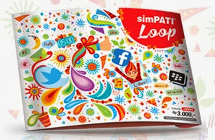 Cara daftar Paket BlackBerry simPATI loop | BBM 30rb/bulan