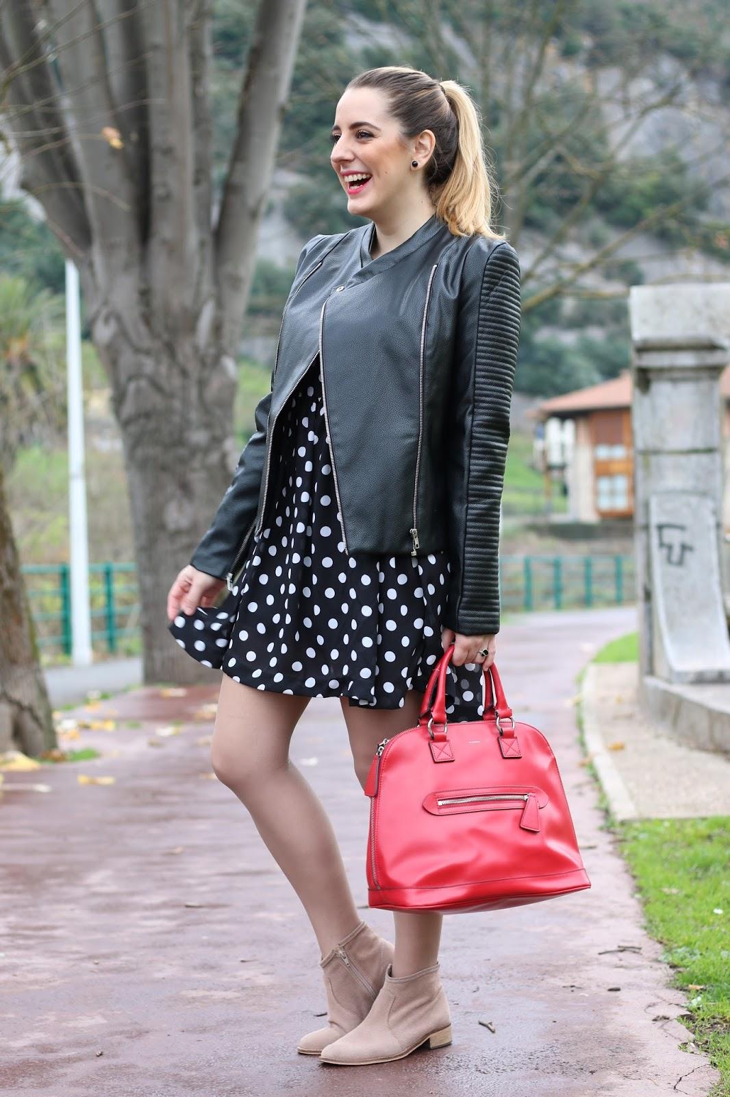 Outfit chic de invierno con vestido | Me Myself My Wardrobe | Bloguera y Youtuber de moda ...
