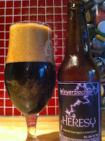 Inkörsportsöl, eklagrade öl och Weyerbacher Heresy