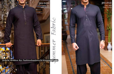Junaid Jamshed Men's Eid Collection 2015