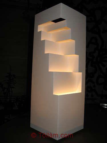 Đèn ngủ hình bât thang