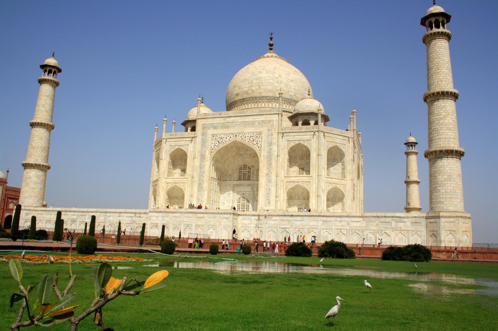 Hd Wallpapers Free India 7wonder Of The World Taj Mahal Full Hd