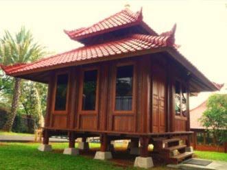 rumah kayu minimalis | rumah joglo | rumah panggung minimalis